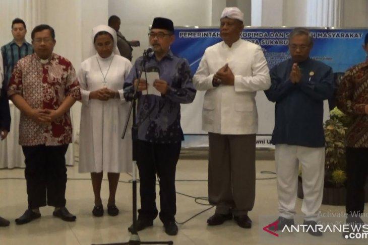 Pemkot Sukabumi gelar doa bersama lintas agama jelang pelantikan presiden