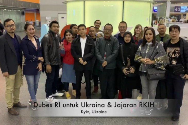 Pesan Kedubes RI untuk Ukraina jelang pelantikan Presiden