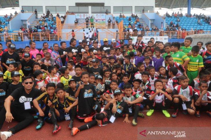 Ratusan pelajar Kutai Timur ikuti kemah ilmiah dan budaya