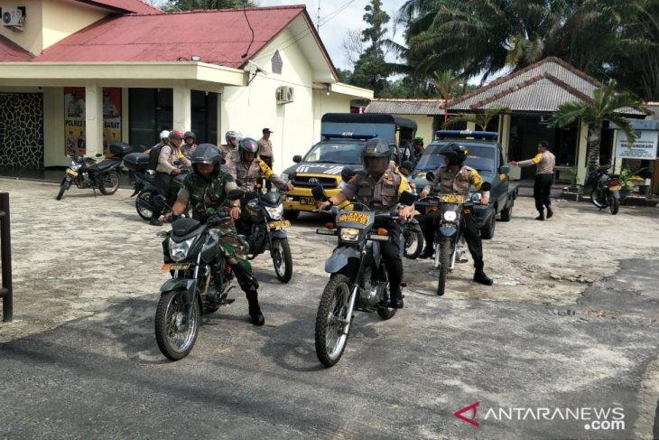 TNI-Polisi Bangka Barat jamin keamanan dan ketertiban masyarakat