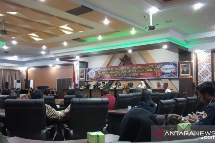 Universitas Tanjungpura adakan seminar internasional tentang budaya