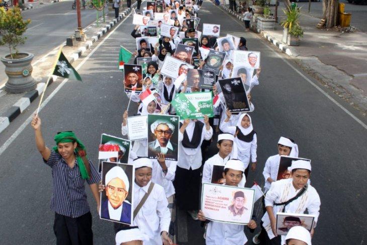 Peringatan HSN di Sidoarjo untuk memperkuat keutuhan NKRI