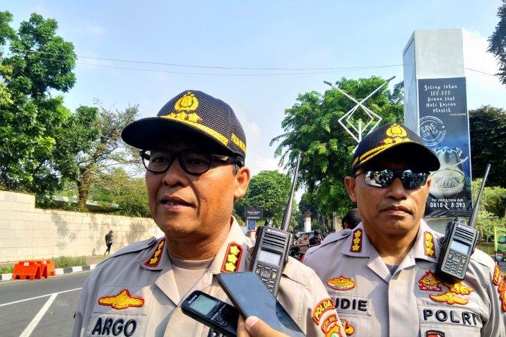 Polisi amankan pria pengaku 'Presiden' terpilih