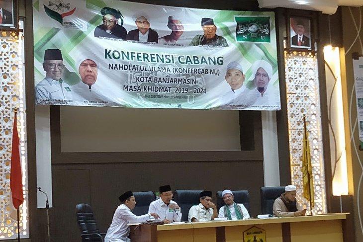 PCNU gelar konferensi pemilihan pengurus baru