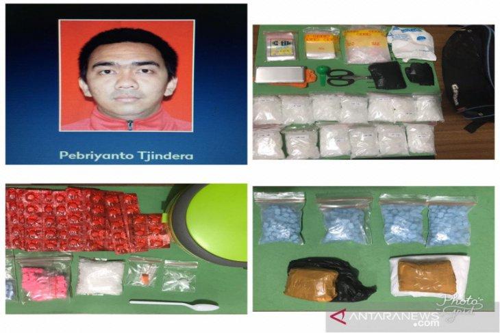 Pemilik 1,4 kilogram sabu-sabu di Banjarmasin buron