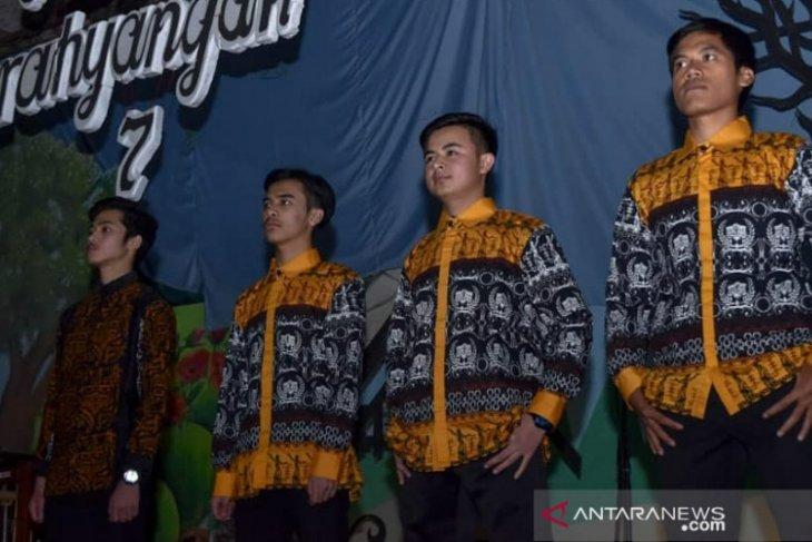Promosi batik khas Karawang belum maksimal