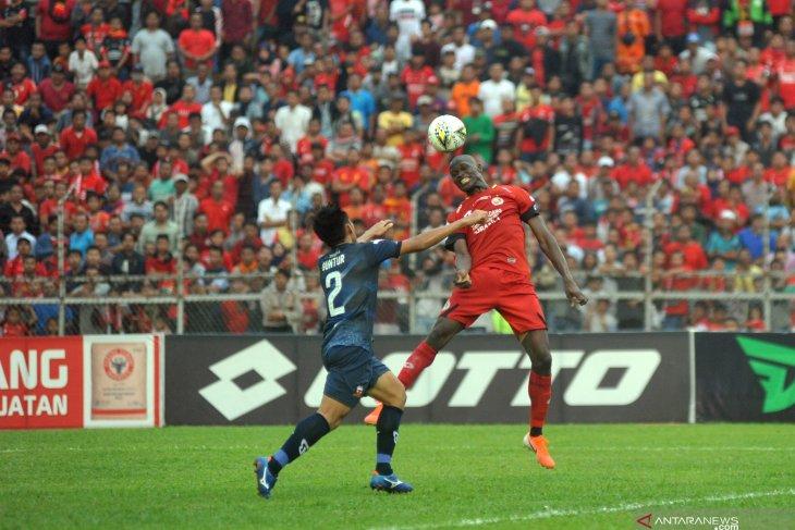 Kalahkan Semen Padang, pelatih Madura United sebut pemainnya kelelahan