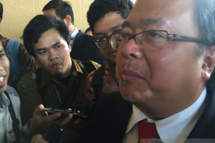 Bambang Brodjonegoro mendukung pemangkasan eselon yang dicanangkan Jokowi