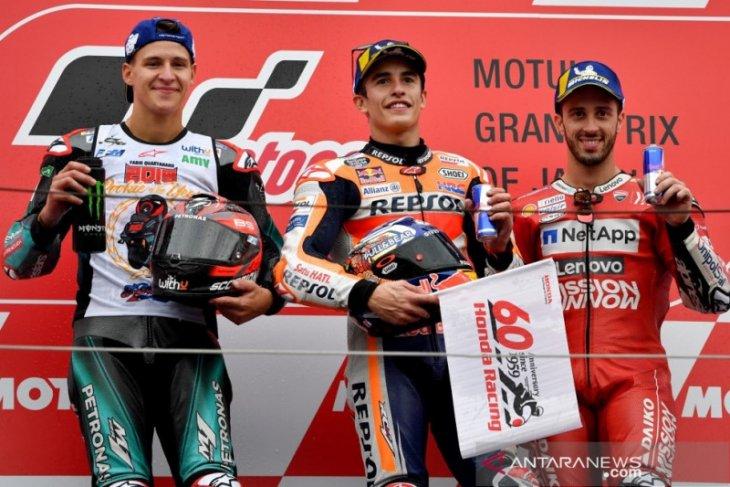 Hasil Grand Prix di  Jepang