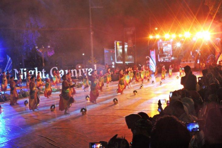 Jatim Specta Night Carnival di Situbondo jadi ajang tingkatkan kunjungan wisata
