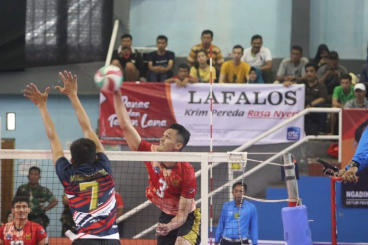 Juara bertahan Samator ditantang Berlian di final Livoli Divisi Utama