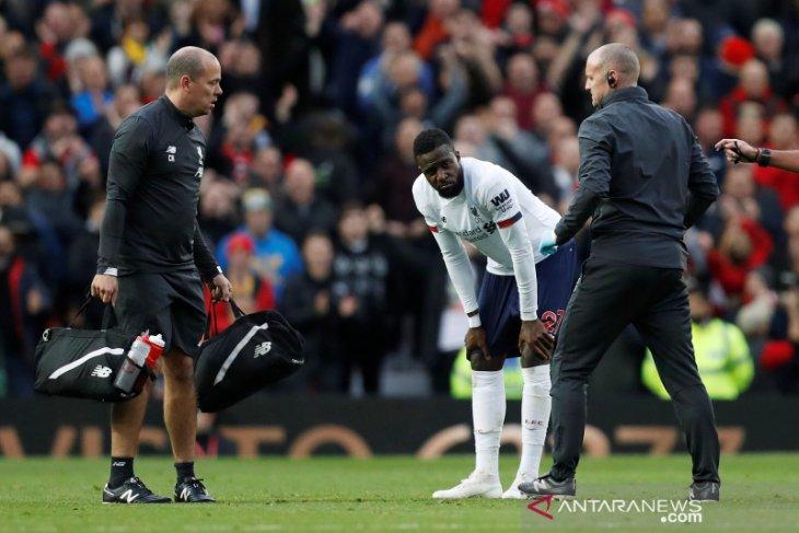 Liga Inggris - Klopp yakin MU lakukan pelanggaran sebelum cetak gol