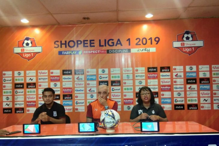 Mario Gomez: Borneo FC tak anggap remeh Kalteng Putra