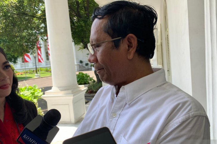 Calon menteri diundang ke Istana Rabu jam 07.00 dilantik jam  09.00 WIB