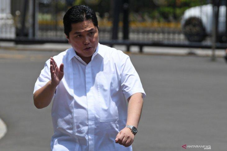 Profil calon menteri - Erick Thohir, dari pengusaha hingga timses Jokowi