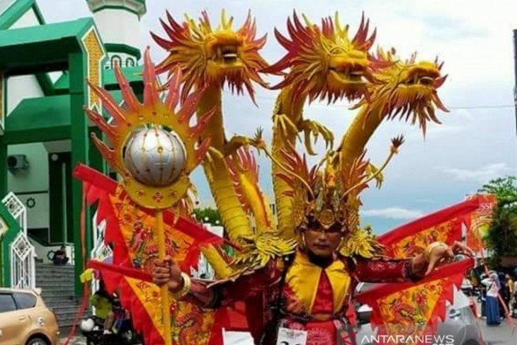 Singkawang jaga kerukunan masyarakat dengan Wose Carnival 2019