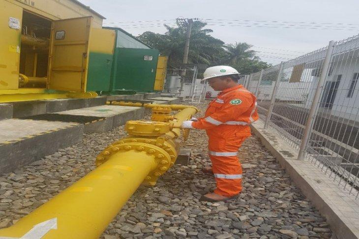 Mal Podomoro jadi pelanggan  baru PGN Medan
