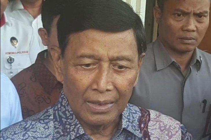 Wiranto kembali ke RSPAD