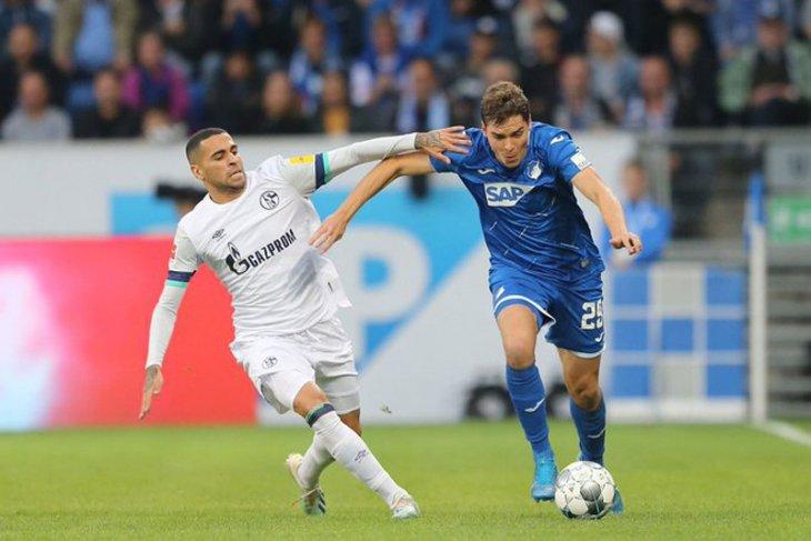 Hasil dan Klasemen Liga Jerman: Hoffenheim hadang langkah Schalke