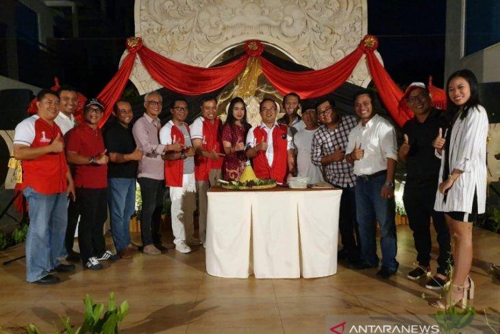 Pelaku pariwisata Bali syukuran pelantikan Presiden dan Wapres