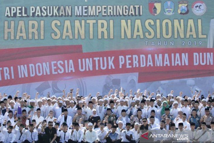 HSN di Aceh: Konsolidasi santri membangun  negeri