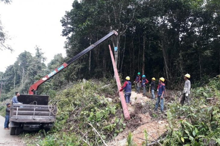 Electrification for 1,123 villages in Papua, West Papua