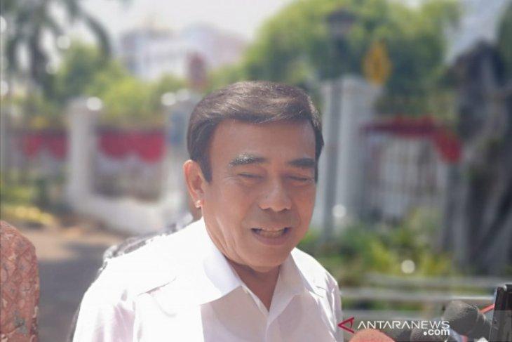 Jenderal TNI Pur Fachrul Razi dan Ida Fauziah dipanggil ke Istana Presiden