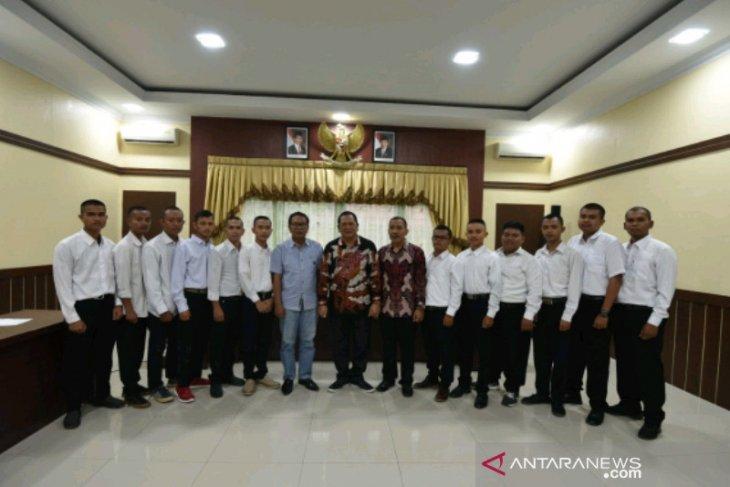 Pemkot Padangsidimpuan kirim 12 peserta ikuti pelatihan di Jawa