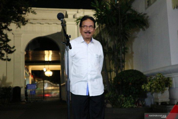 Sofyan Djalil masih duduki jabatan Menteri  Agraria dan Tata Ruang