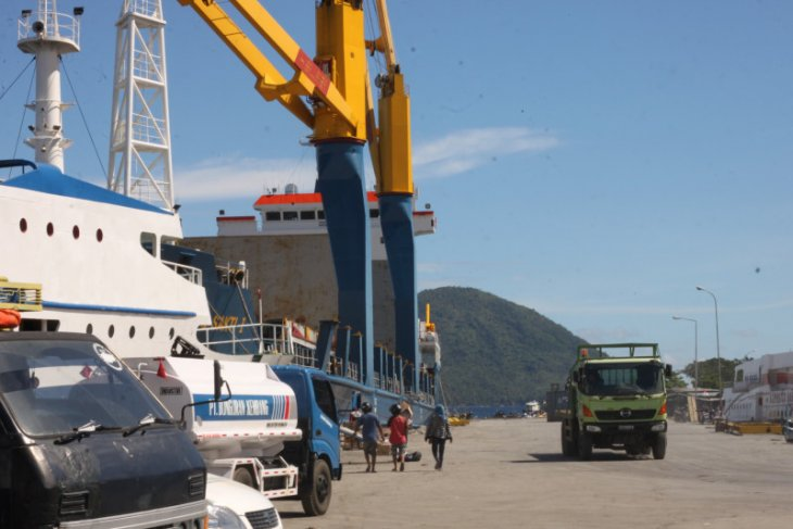 Pemprov  Malut  program tol laut belum maksimal