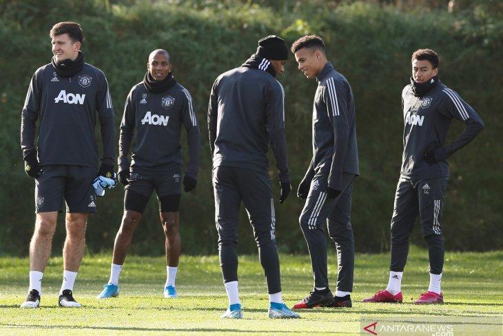 Jadwal Liga Europa: Manchester United tanpa Pogba dan De Gea hadapi Belgrade