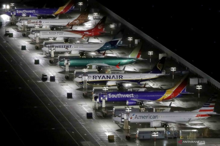 Boeing perkirakan jenis 737 MAX mulai terbang lagi Januari 2020