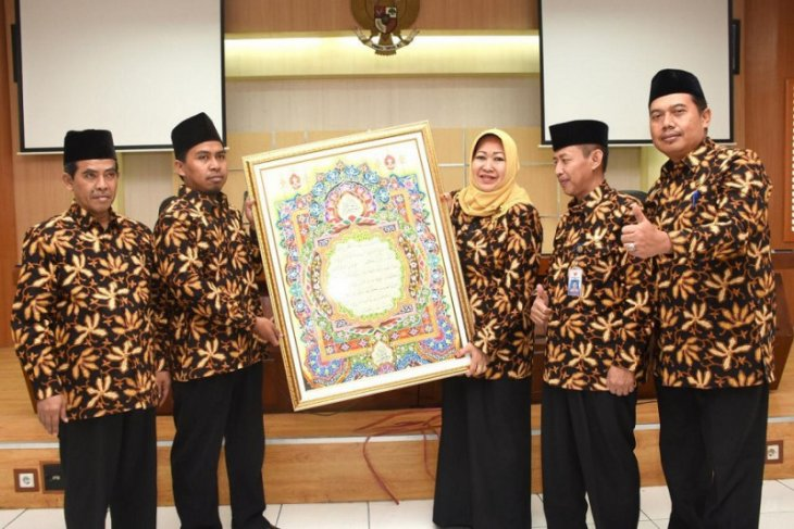 15 kafilah Kota Kediri ikuti MTQ Jatim