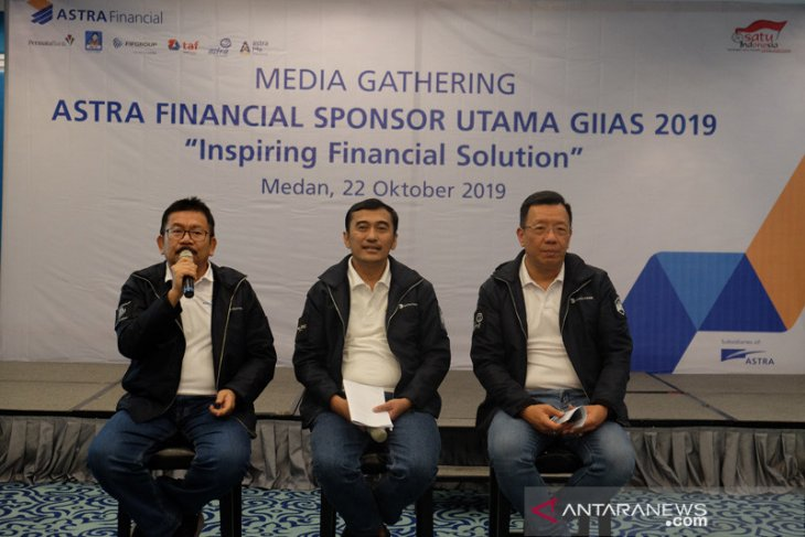Astra financial di GIIAS 2019