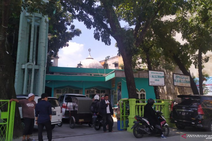 Masjid Amal Silaturrahim di Medan dirusak sekelompok orang