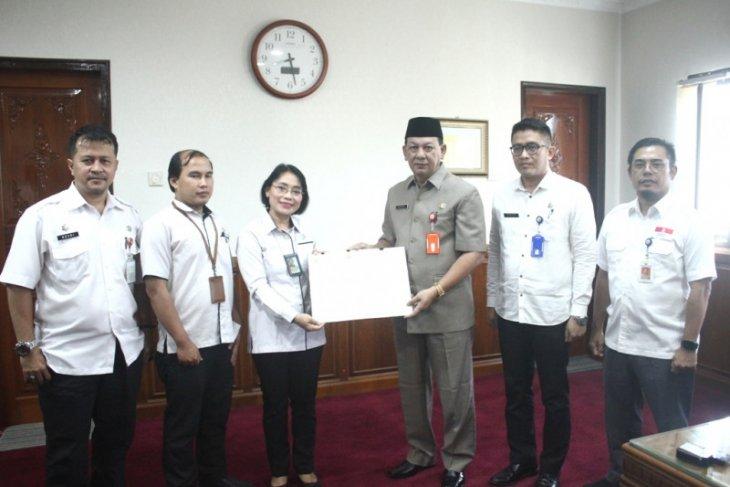 Pemprov Jambi-BPS teken kesepakatan uji petik pencegahan korupsi