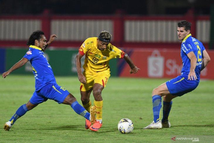 Hasil Liga 1: Bhayangkara FC vs Persib berakhir tanpa gol