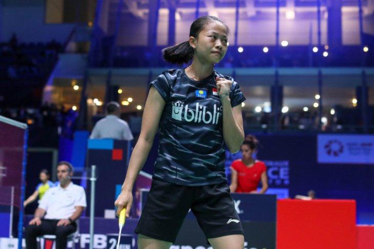 SEA Games 2019: Fitriani kalah lagi, Indonesia tertinggal 1-2