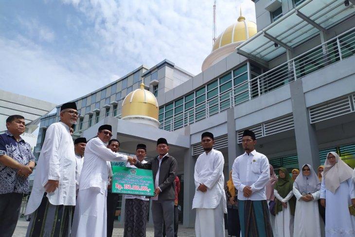 Kemenag salurkan bantuan dana Rp3 miliar untuk pondok pesantren
