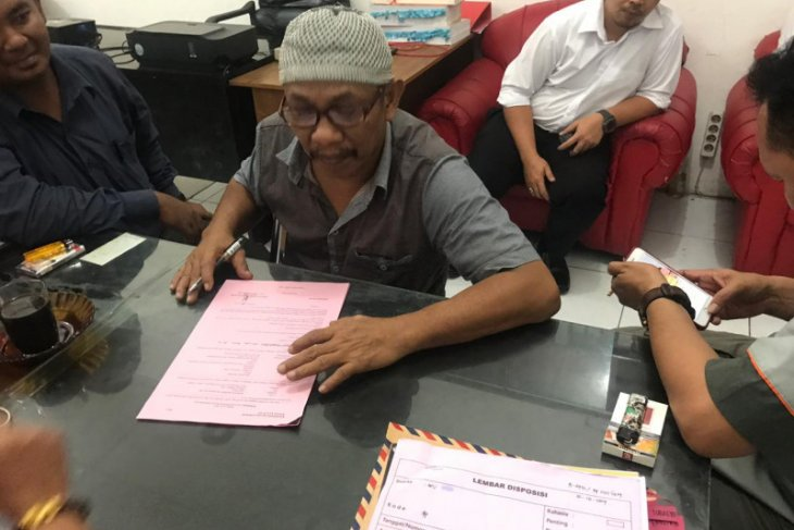 Mantan Kepala Desa Pertumbukan Langkat ditahan di Rutan Tanjungpura