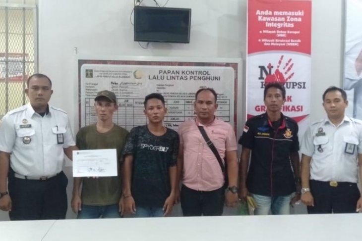 Petugas Lapas Pemuda Hinai Langkat gagalkan penyelundupan sabu-sabu dalam kemasan bakso