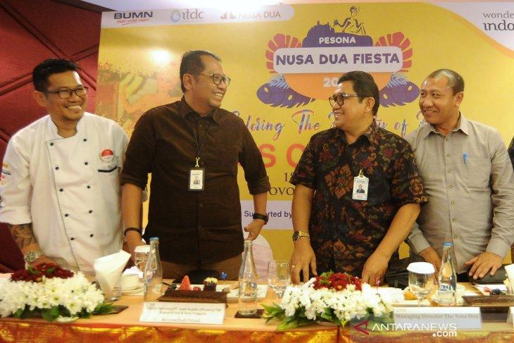 Nusa Dua Fiesta from Oct 25 in Bali