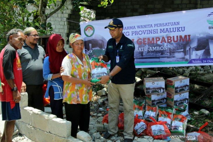BNPB Ribuan kelompok rentan terdampak gempa di Maluku