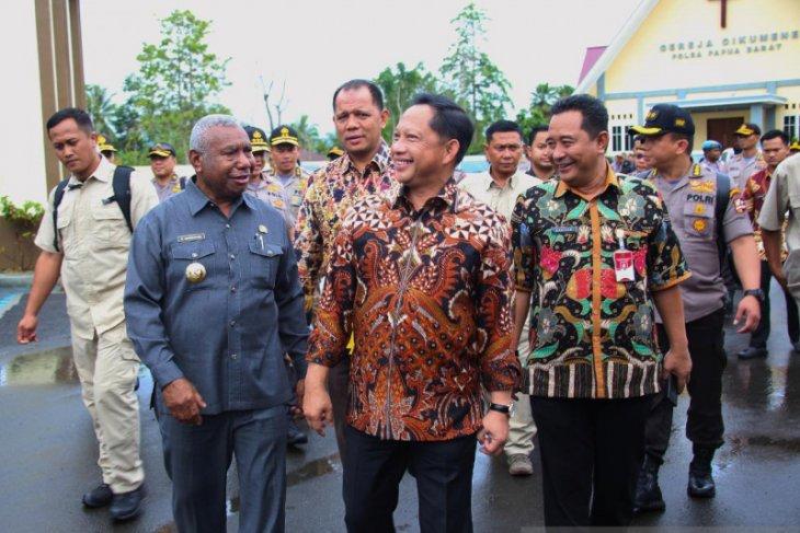 Pengawalan 'ketat' Tito bagian dari SOP