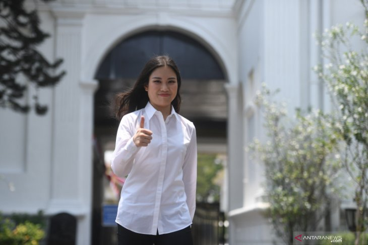 President Jokowi introduces 12 vice ministers