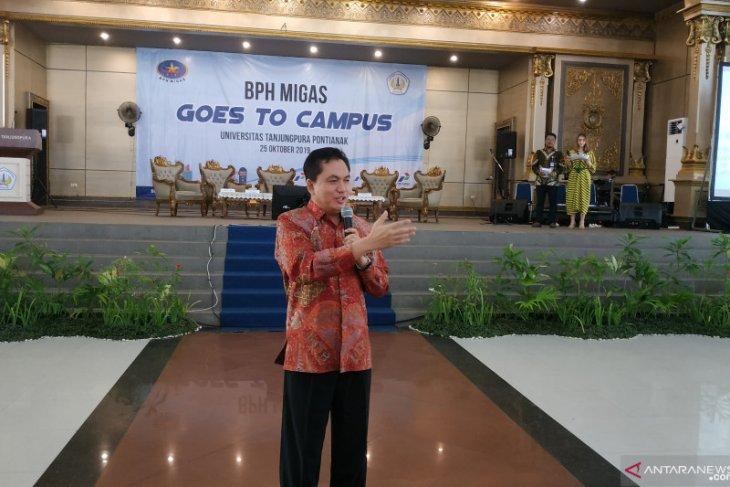 BPH Migas gelar Goes To Campus di Universitas Tanjungpura Pontianak