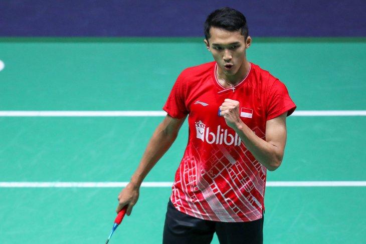 French Open - Lima wakil Indonesia siap tempur pada perempat final