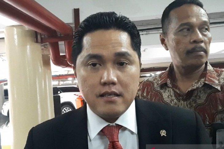 Tiga Program BUMN prioritas Erick Thohir