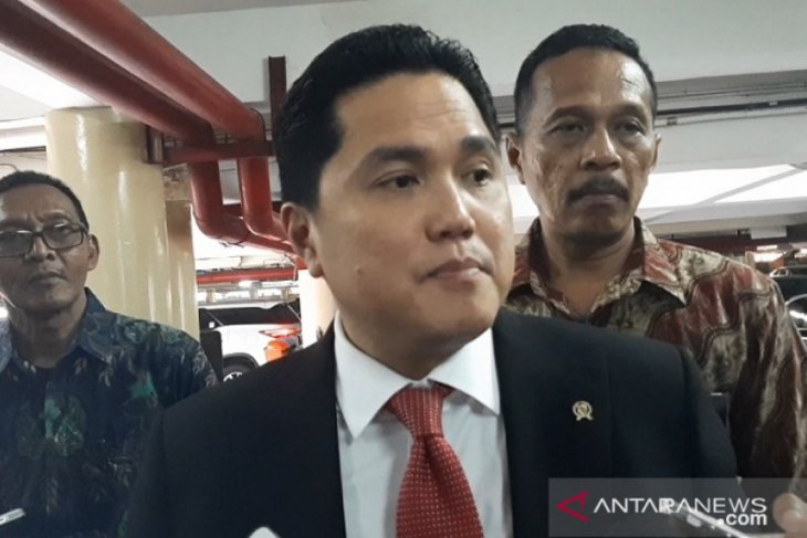 Thohir to oversee refinery talks between Pertamina, Aramco
