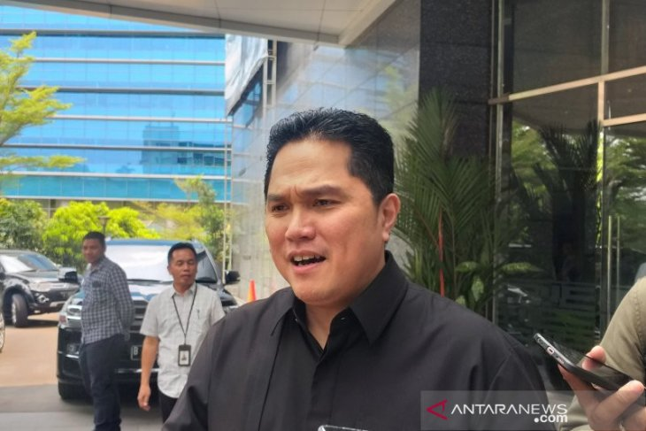 Erick Thohir keputusan valuasi Pertamina-Aramco hingga akhir tahun
